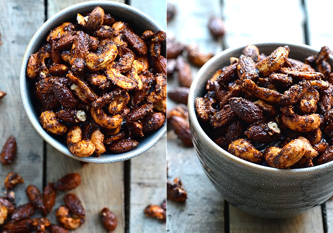 nuts-with-spicies