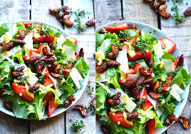 salat-med-jordbær