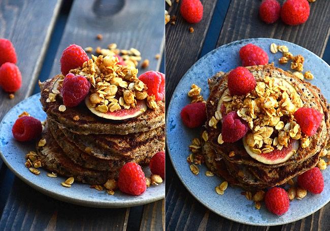 quinoa-pancakes