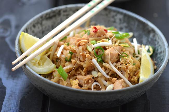 opskrift thai kylling