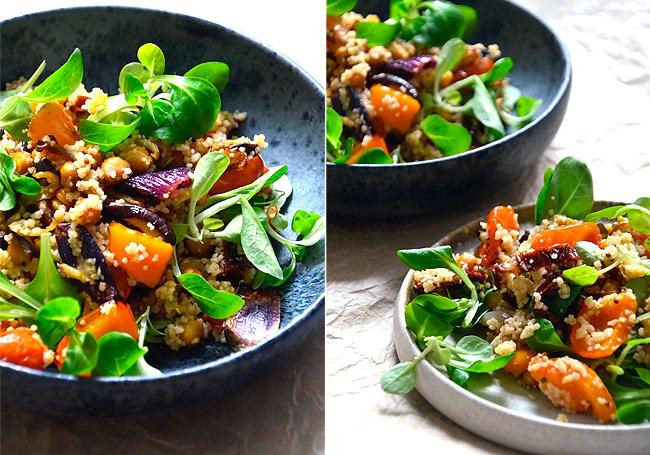 coucous-salad
