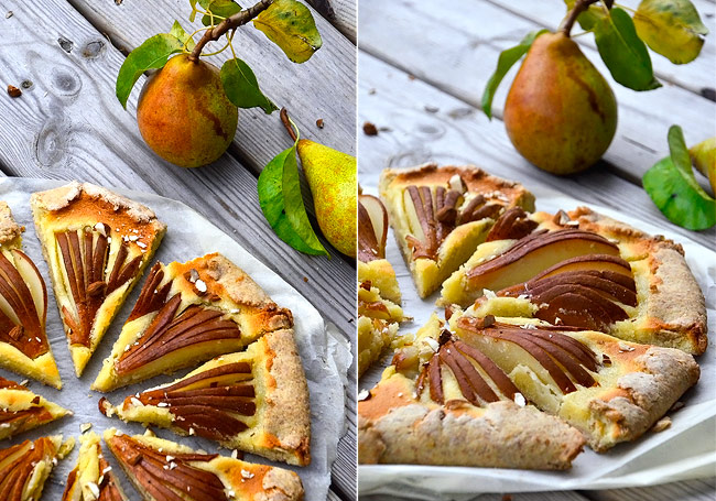 galette-with-pear