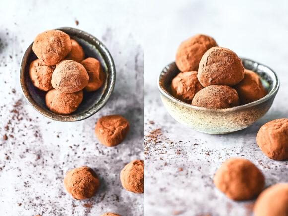 Kakaotrøfler